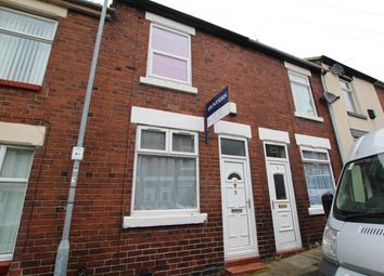 Thumbnail 2 bedroom terraced house to rent in Broadhurst Street, Stoke-On-Trent