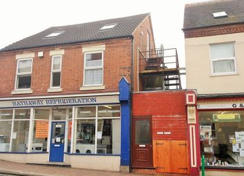 Thumbnail 1 bed flat to rent in High Street, Burntwood