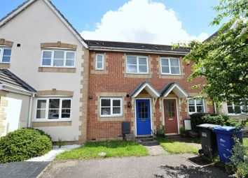 Thumbnail 2 bed terraced house for sale in Caraway Drive, Branston, Burton-On-Trent