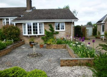 Thumbnail 2 bed semi-detached bungalow for sale in The Croft, Sheriff Hutton, York
