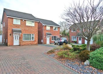 Thumbnail 3 bed detached house for sale in Dunkenshaw Crescent, Scotforth, Lancaster
