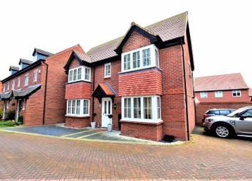 Thumbnail 3 bed detached house for sale in Wyndham Close, Eastham, Wirral