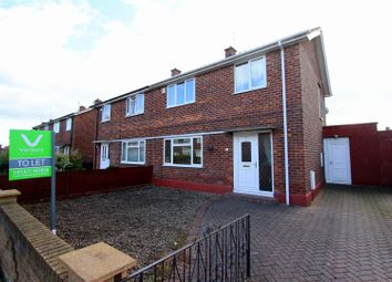 Thumbnail 3 bed semi-detached house to rent in Lyonette Road, Darlington