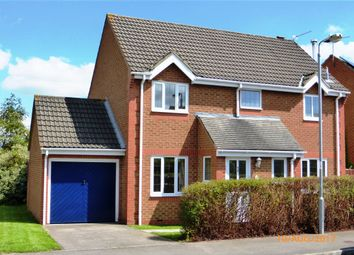 Thumbnail 4 bed detached house to rent in Turpin Way, Chippenham