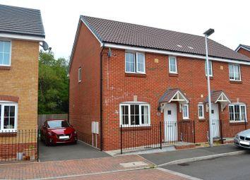 Thumbnail 3 bed semi-detached house for sale in Bryn Derwen, Sketty, Swansea