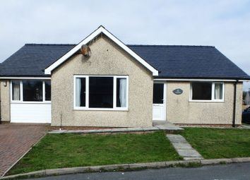 Thumbnail 3 bed detached bungalow to rent in Cae Gwastad, Harlech