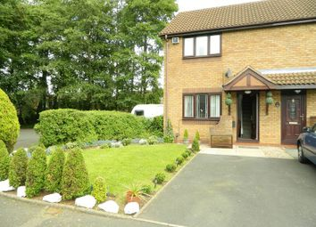 Thumbnail 2 bedroom end terrace house for sale in Ambleside Close, Bradley, Bilston
