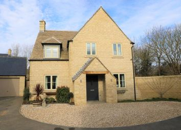 Thumbnail 4 bed property for sale in Concorde Crescent, Fairford