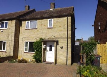Thumbnail 2 bed end terrace house for sale in Richmond Avenue, Peterborough, Cambridgeshire, United Kingdom