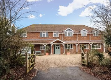 Thumbnail 5 bed property to rent in Dean Lane, Winchester, Hampshire