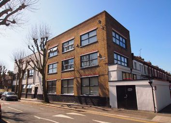 Thumbnail 3 bed flat to rent in Cann Hall Road, London