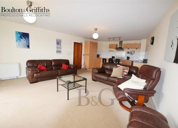 Thumbnail 2 bed flat for sale in Sorrento House, Jim Driscoll Way, Cardiff