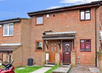 Thumbnail 1 bed terraced house for sale in Mermaid Close, Walderslade, Chatham, Kent