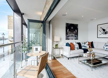 Thumbnail 3 bed town house to rent in Oxbridge Terrace Townhouses, Hammersmith, London