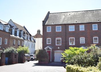 Thumbnail 4 bedroom town house for sale in Barbers Gate, Poole