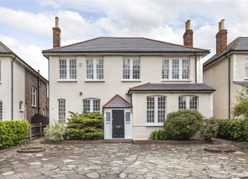 Thumbnail 5 bed detached house for sale in Hervey Road, London