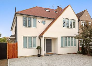 Thumbnail 4 bed semi-detached house for sale in Elgar Avenue, Berrylands, Surbiton