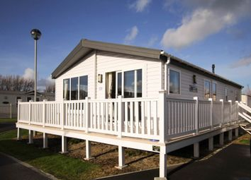 Thumbnail 2 bed mobile/park home for sale in Camber Sands Holiday Park, Camber