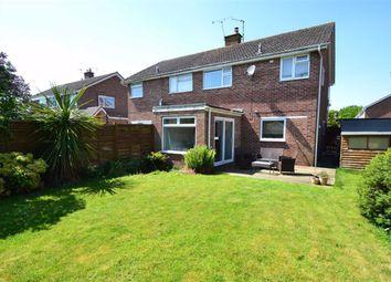 Thumbnail 3 bed semi-detached house for sale in Stapleton Close, Newbury, Berkshire