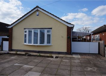 Thumbnail 2 bedroom detached bungalow for sale in Brookes Avenue, Croft
