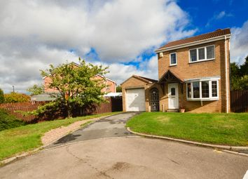 Thumbnail 3 bed detached house for sale in Inglewood Avenue, Sothall, Sheffield