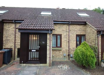 Thumbnail 1 bed terraced house to rent in Downlands, Stevenage