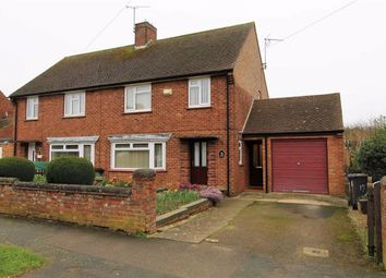 Thumbnail 3 bed semi-detached house for sale in Townsend, Woodford Halse, Northamptonshire