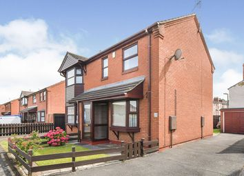 Thumbnail 2 bed semi-detached house for sale in St. Catherines Court, Lincoln, Lincolnshire