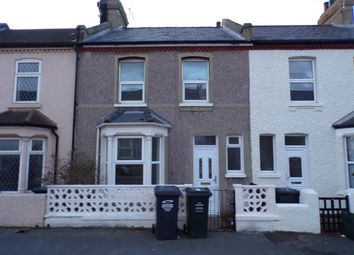 Thumbnail 3 bed terraced house to rent in Acacia Road, Greenhithe