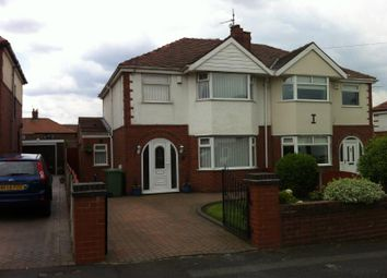 Thumbnail 3 bedroom semi-detached house to rent in Rutherford Road, Windle, St Helens