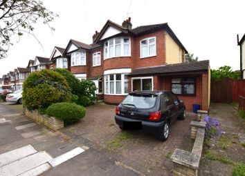 Thumbnail 3 bed end terrace house for sale in Havering Gardens, Chadwell Heath, Romford
