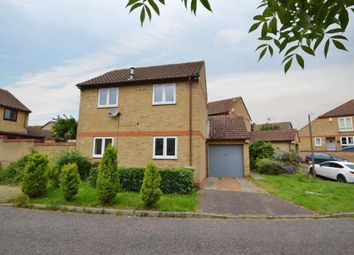 Thumbnail 3 bed detached house to rent in Hartwort Close, Walnut Tree, Milton Keynes, Buckinghamshire