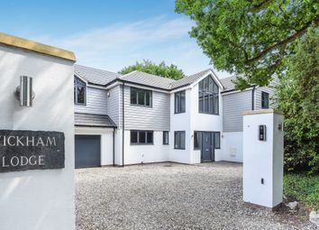 Thumbnail 7 bed detached house for sale in Bere Court Road, Pangbourne, Reading