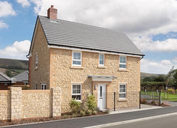 "Thumbnail 3 bed semi-detached house for sale in ""Moresby"" at Northbrook Road, Swanage"