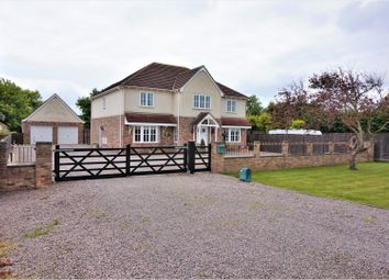 Thumbnail 5 bed detached house for sale in March Road, Coldham