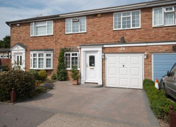 Thumbnail 3 bed terraced house for sale in St. Crispins Road, Westgate-On-Sea