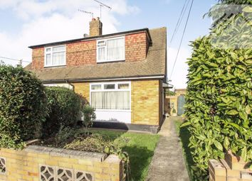 Thumbnail 2 bed semi-detached house for sale in High Street, Canvey Island