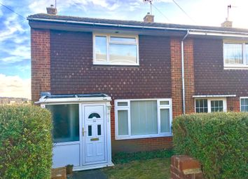 Thumbnail 3 bed end terrace house for sale in Kipling Avenue, Brighton
