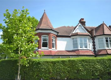 Thumbnail 4 bed end terrace house for sale in Park Road, Crouch End, London