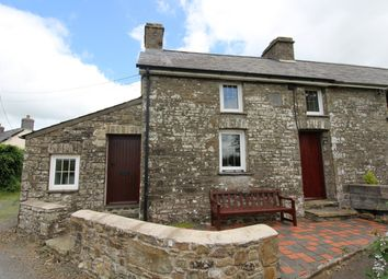 Thumbnail 2 bed semi-detached house for sale in Penffordd, Llanybydder