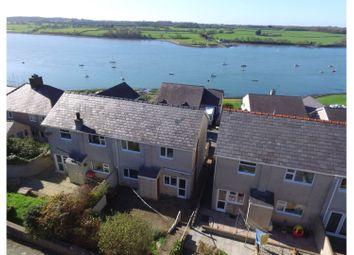 Thumbnail 3 bed semi-detached house for sale in Trem Y Foel, Y Felinheli