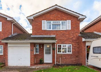 Thumbnail 3 bed link-detached house for sale in Connaught Place, Bobblestock, Hereford