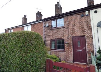 Thumbnail 2 bed terraced house for sale in Crewe Road, Winterley, Cheshire