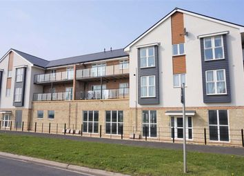 Thumbnail 2 bedroom flat for sale in Whitney Crescent, Weston-Super-Mare