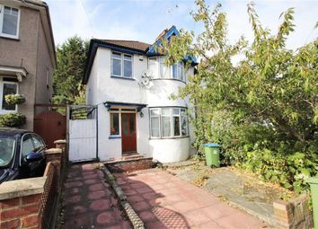 Thumbnail 3 bed end terrace house to rent in Donaldson Road, London