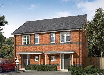 "Thumbnail 2 bed semi-detached house for sale in ""The Coleford"" at Cobblers Lane, Pontefract"