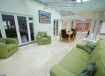 Thumbnail 5 bed detached house for sale in Hastings Close, Thetford