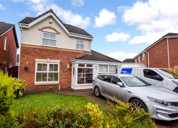 Thumbnail 3 bed detached house for sale in Waterdale Drive, Whitefield, Manchester, Greater Manchester