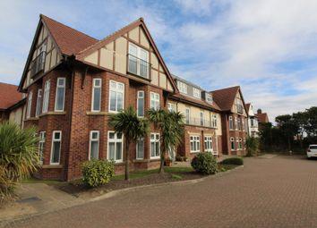 Thumbnail 3 bedroom flat for sale in Burlington Court, 449 Clifton Drive North, Lytham St. Annes, Lancashire