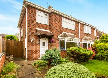 Thumbnail 3 bed terraced house to rent in Holmesfield Drive, Heanor